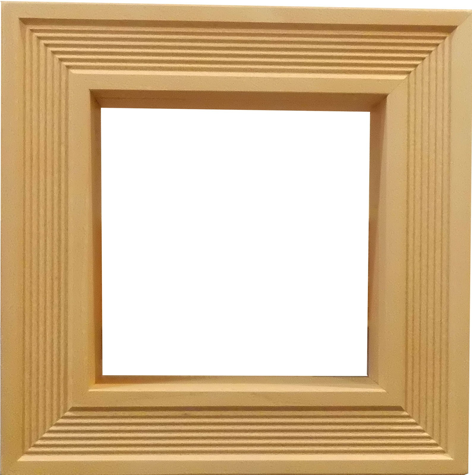 decorative frame, typ 2 natural