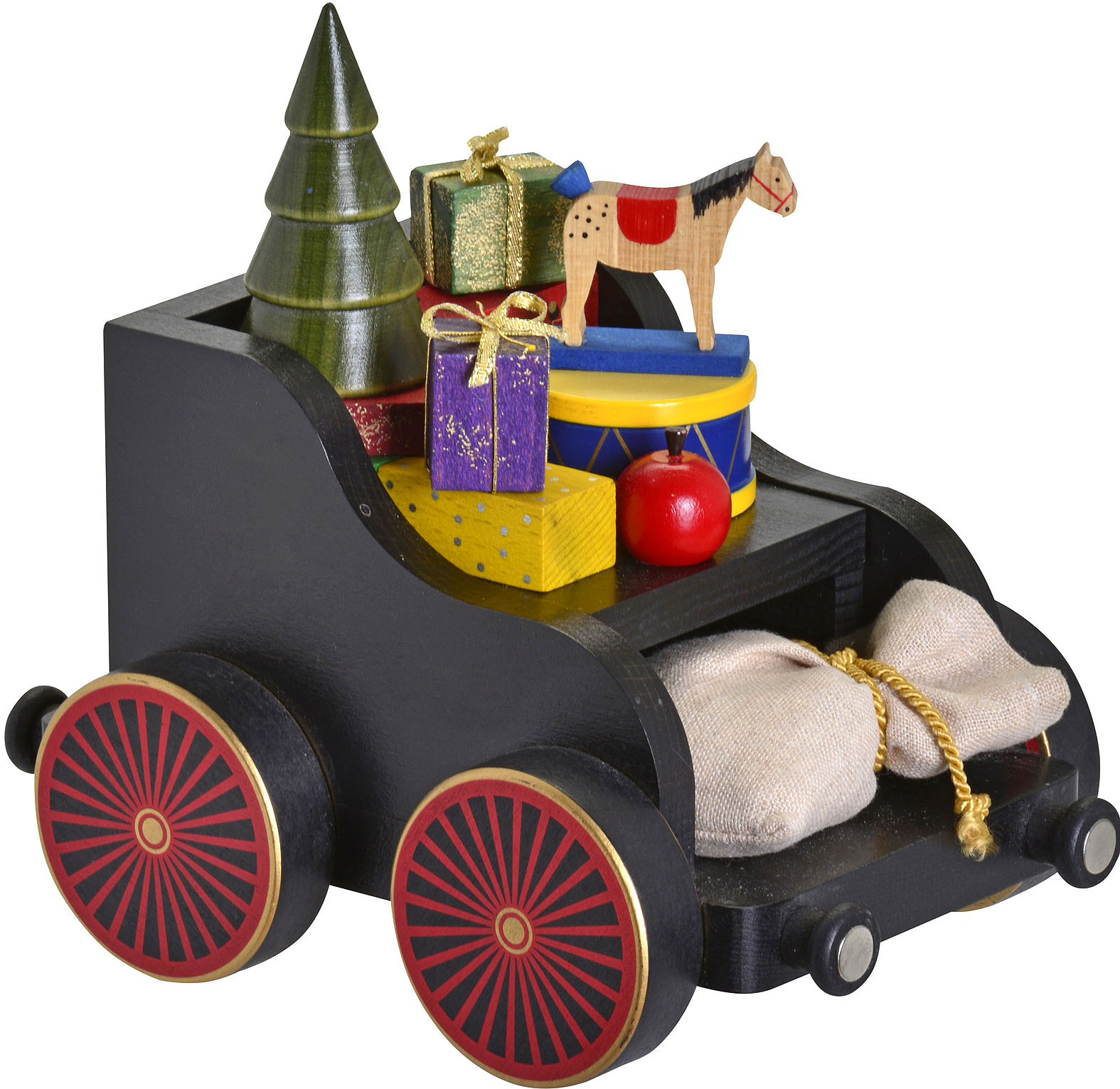 components for edge stool railway - gift wagon