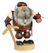 incense smoker Wilhelm Tell