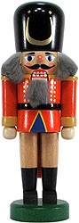 nutcracker guard soldier
