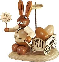 hare with handcart