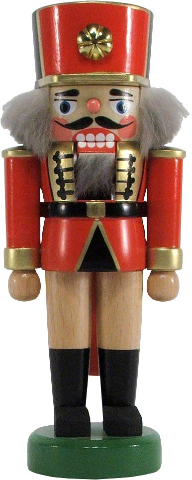 nutcracker soldier, red