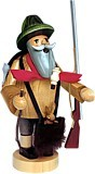 incense smoker, poacher -the bearded men-