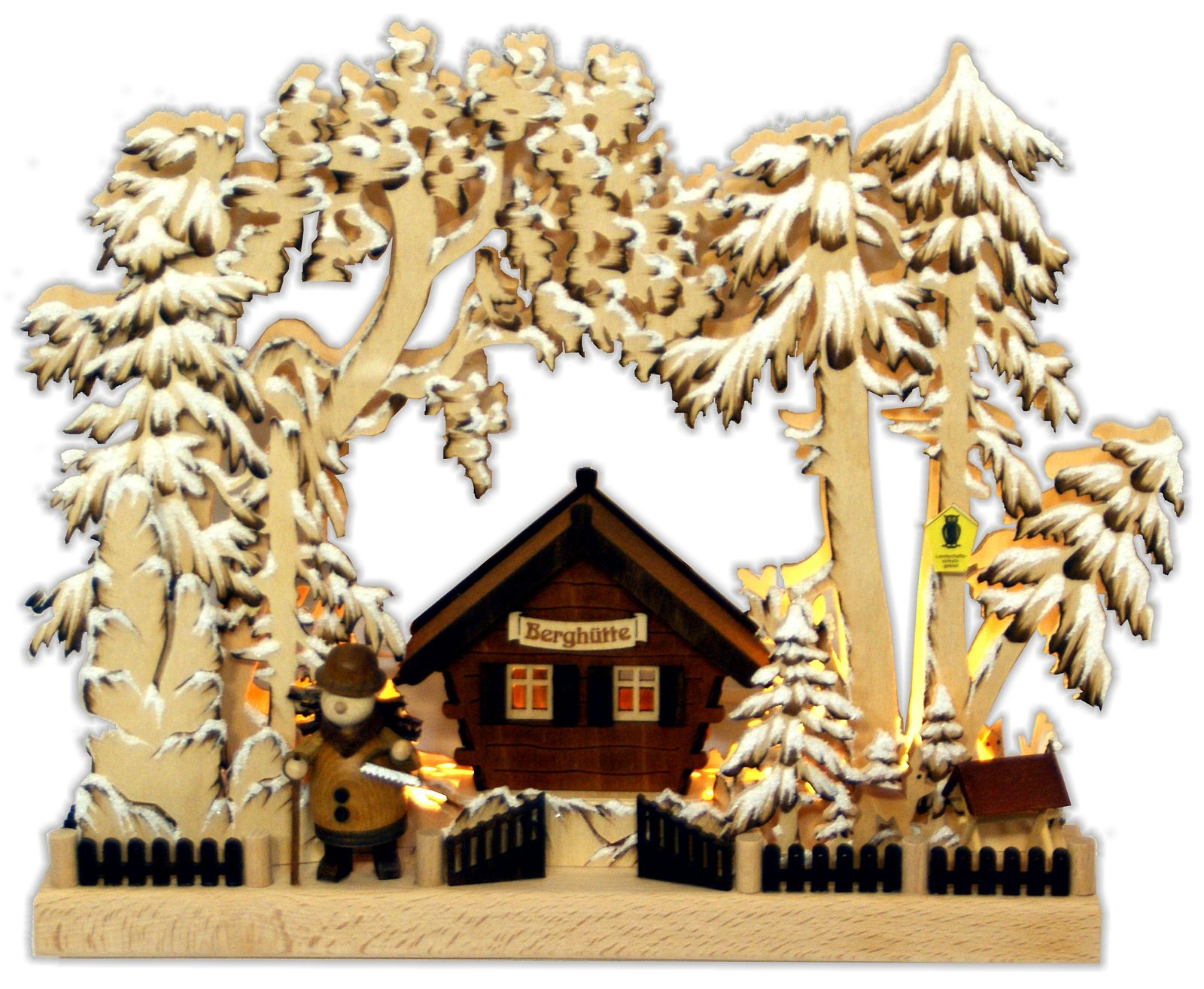 candle arch led, chalet