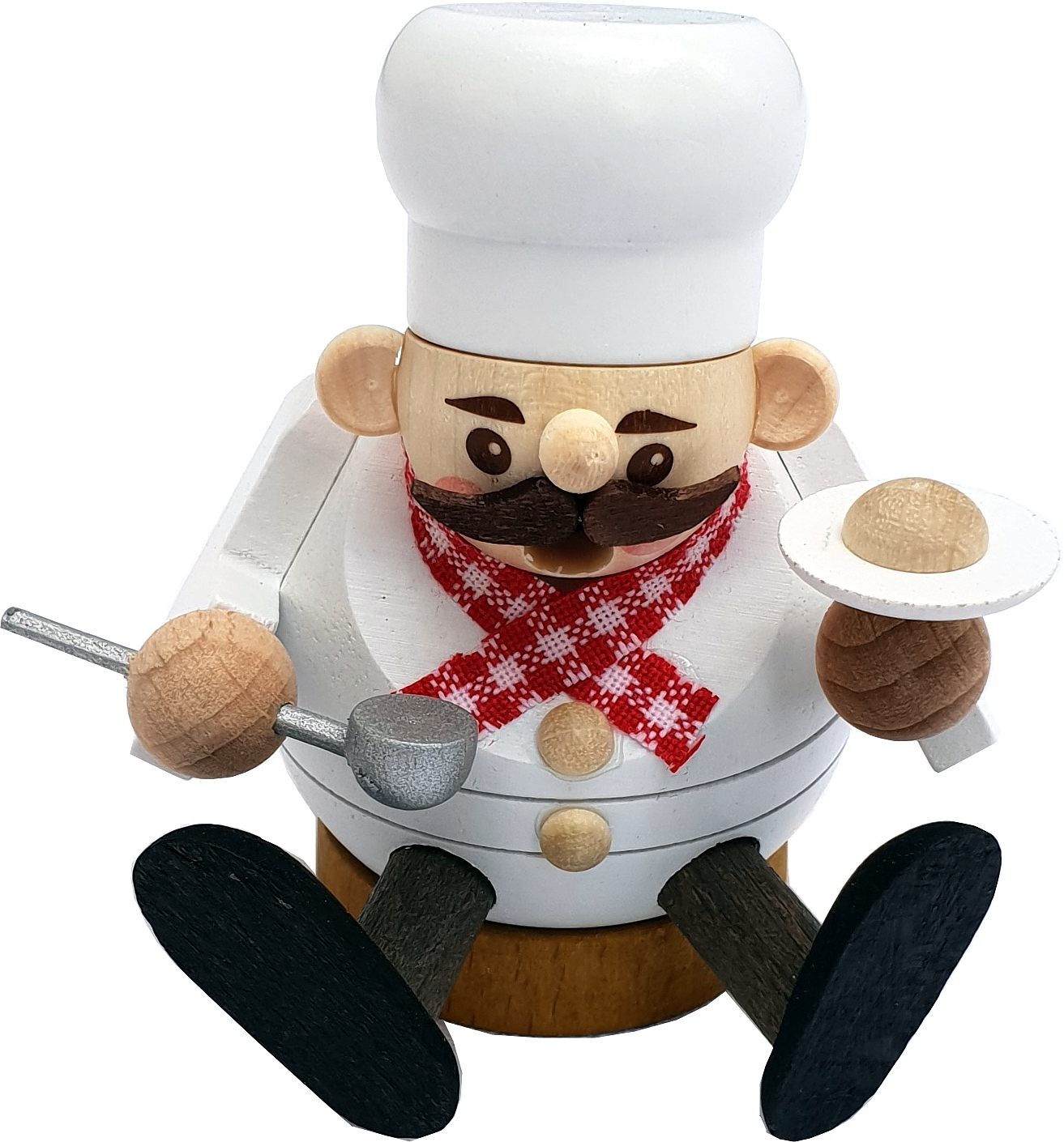 mini spheric incense smoker, chef