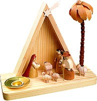 Crib Nativity