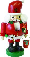 nutcracker Santa Claus