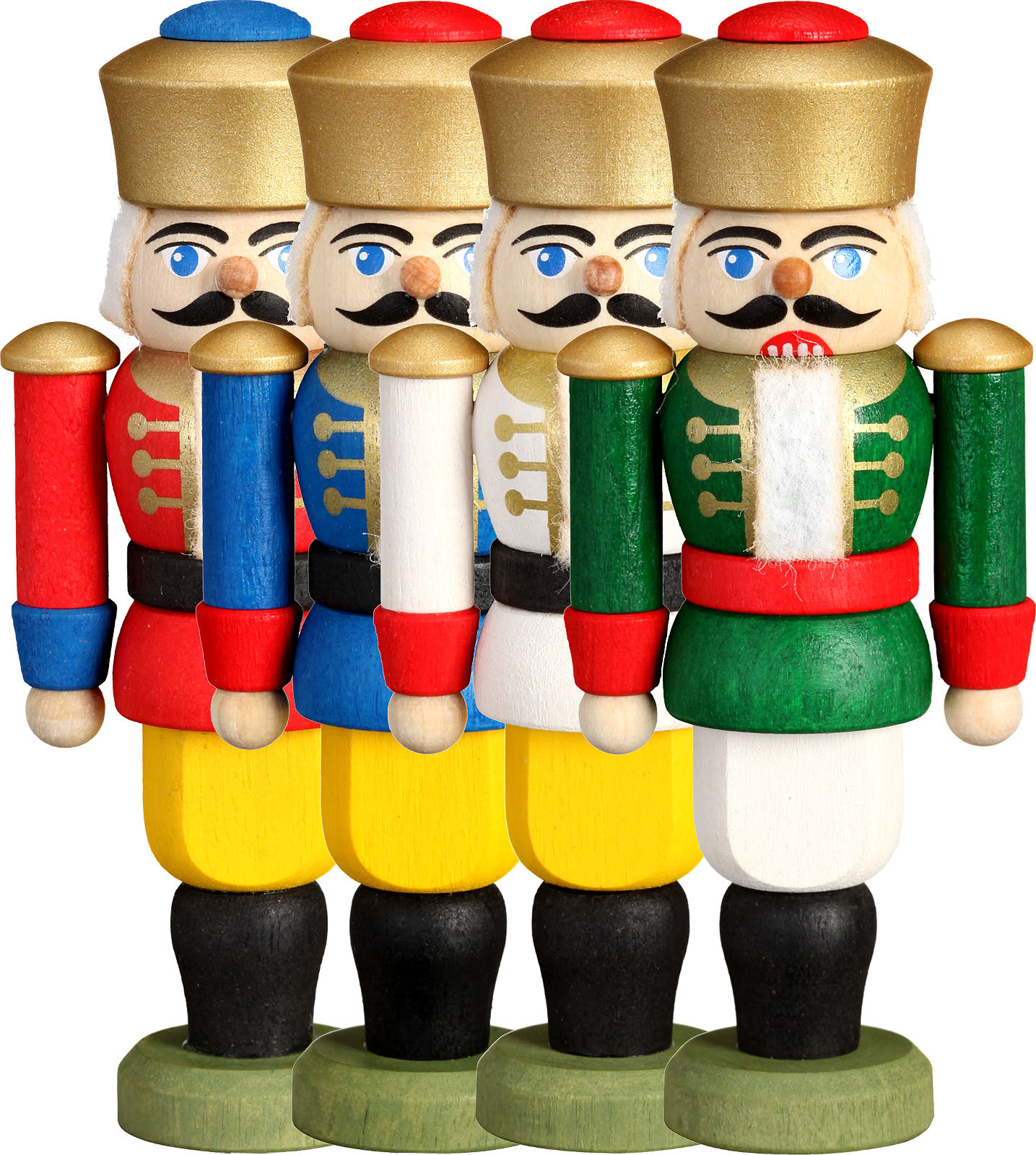 miniature nutcracker king