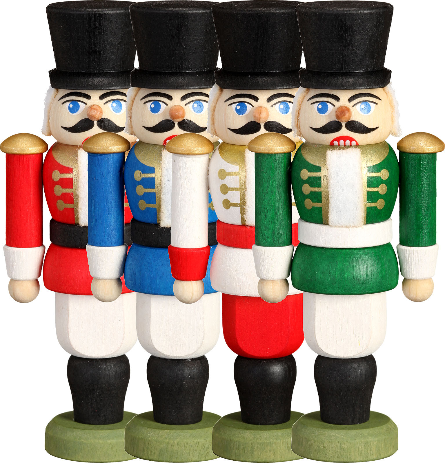 miniature nutcracker hussar