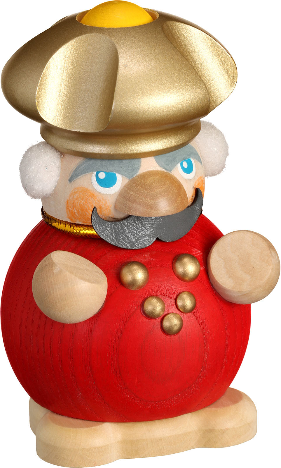 ball-shaped nutcracker king