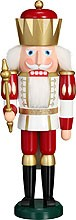 nutcracker, king, white-red