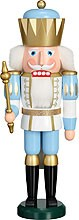 nutcracker, king, white-blue