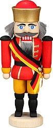 miniature nutcracker German guy