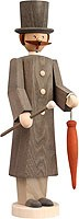 incense smoker, gentleman, large