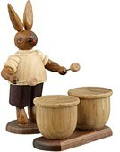 Rabbit with kettledrum Natural