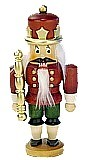 Nutcracker king glazed