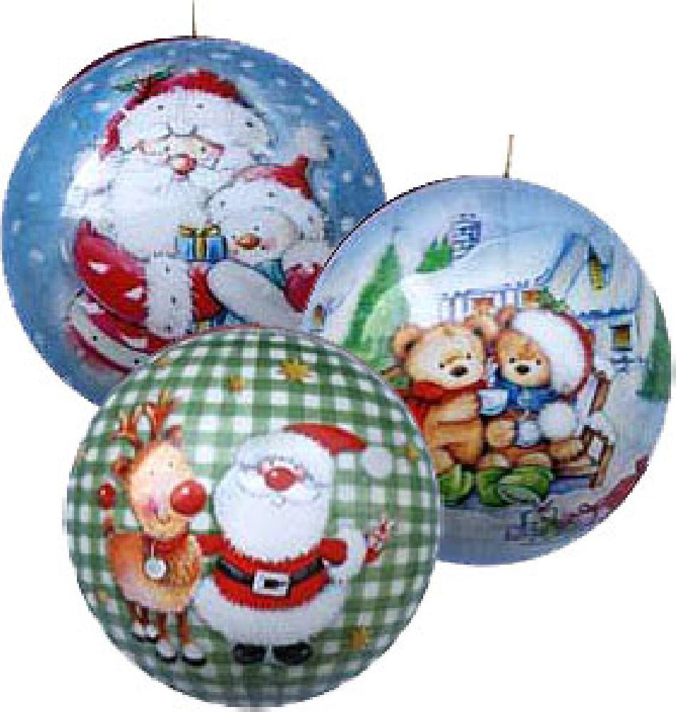 Weihnachtskugeln Sweet Christmas