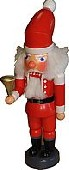nutcracker small Santa Claus