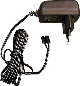 mains adapter with lighting for Marienberger Advent stars