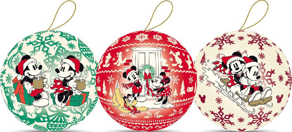 Weihnachtskugeln - Mickey´s Weihnachten