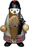 nutcracker longbeard scotsman with bagpipes