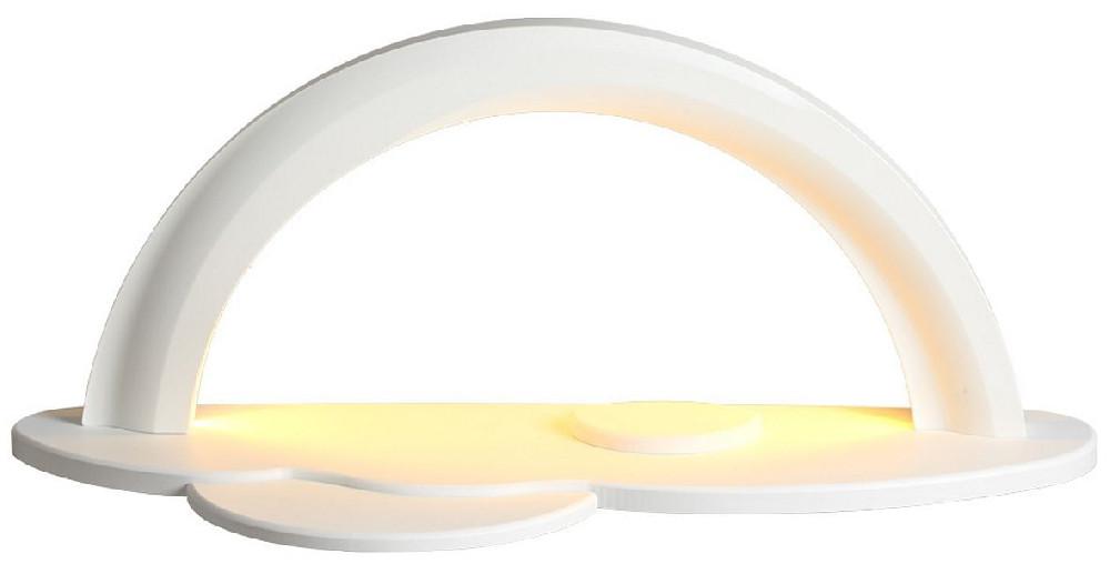 Zeidler Sockel für Designholzbogen - weiß