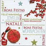 table napkins,  X-mas greetings